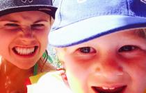 Kimberley's Blog: Step Dave & Pauanui