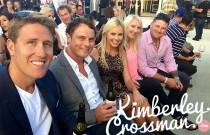 Kimberley's Blog: Back in LA!