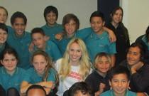 Kimberley's Blog: Fun at Orakei School