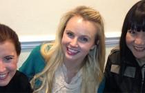 Kimberley's Blog: Update from Edinburgh