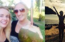 Kimberley's Blog:  Fiji Fun