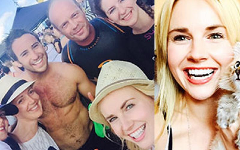 Kimberley's Blog: Hello Australia