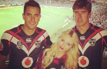 Kimberley's Blog: Warriors + birthday fun