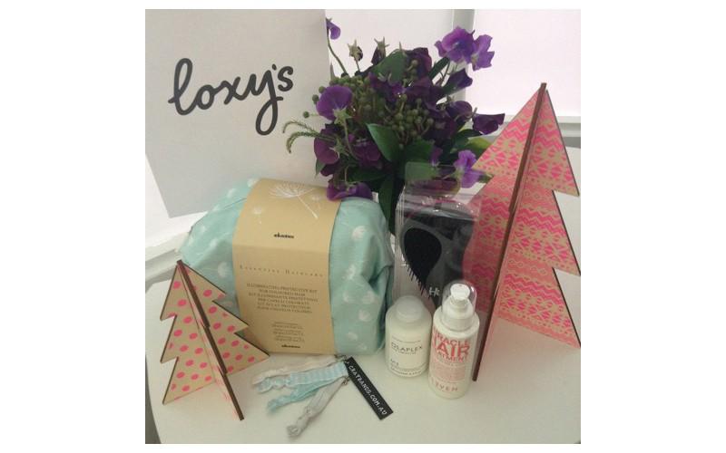 #12daysofchristmas WIN: Loxy's prize pack