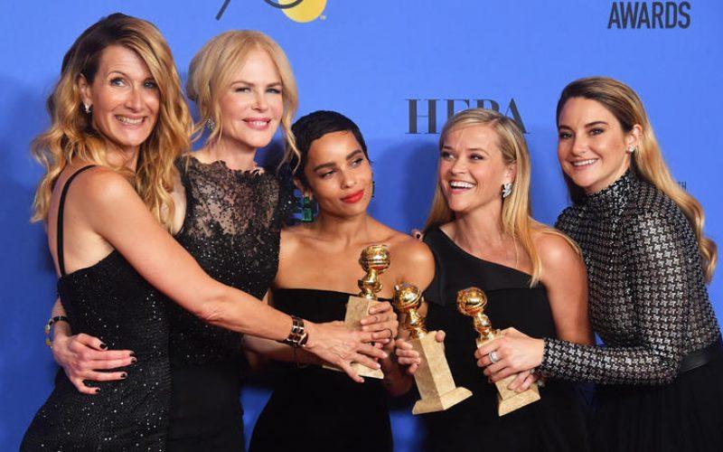 Golden Globes Blog!