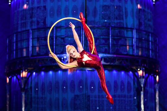 Cirque Kooza Marie-Eve Bisson